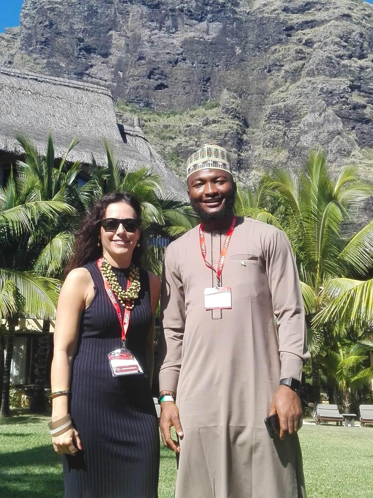 Sanusi Ohiare ISE AEF Africa Energy Forum