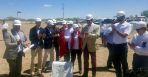 INGENIA participates in the construction of the solar plant of Camargo in Mexico