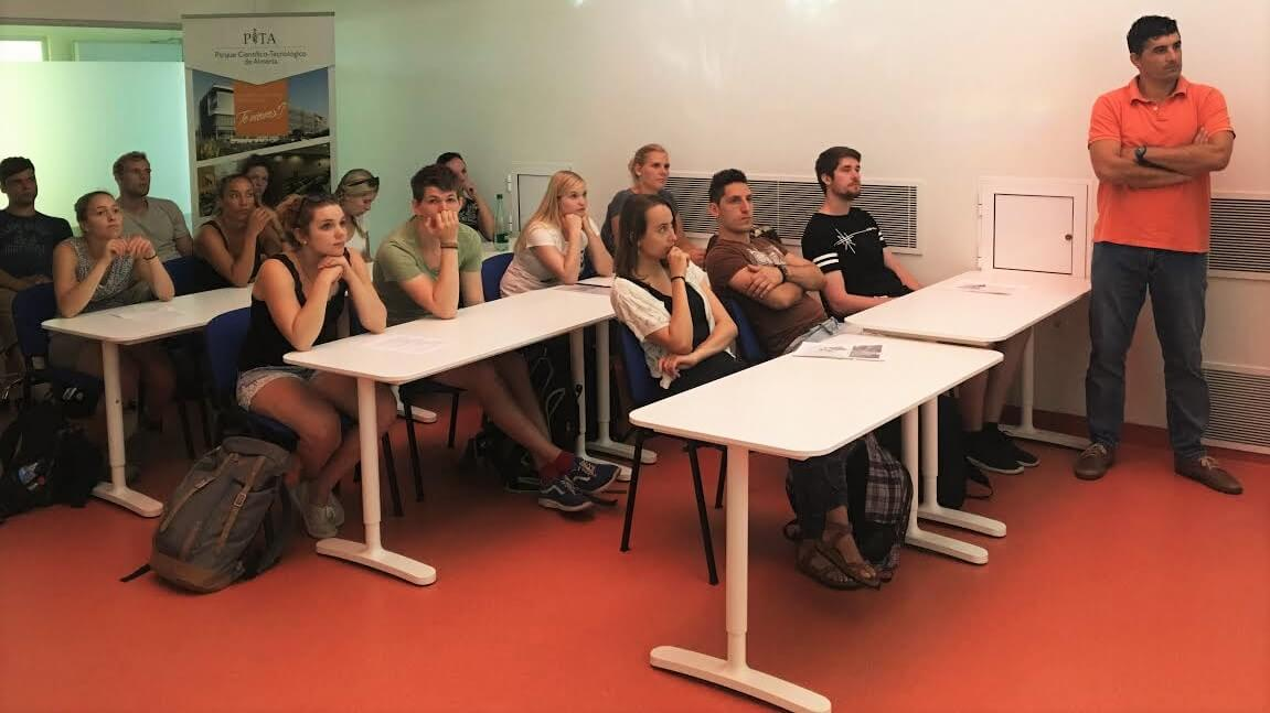 VISIT TO INGENIA ISE OF RWTH AACHEN UNIVERSITY STUDENTS