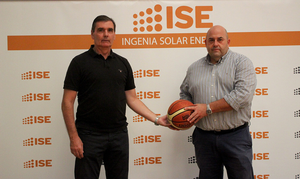 INGENIA SOLAR ENERGY (ISE), main sponsor of the CB Almería team