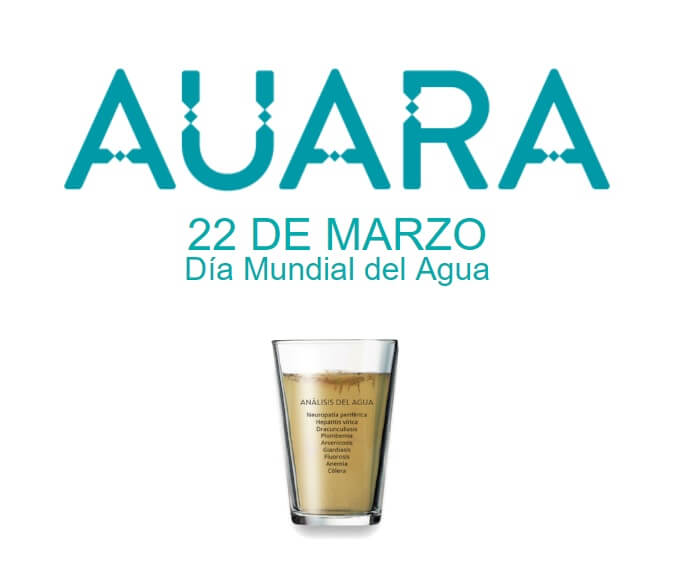 Today We Join AUARA for World Water Day