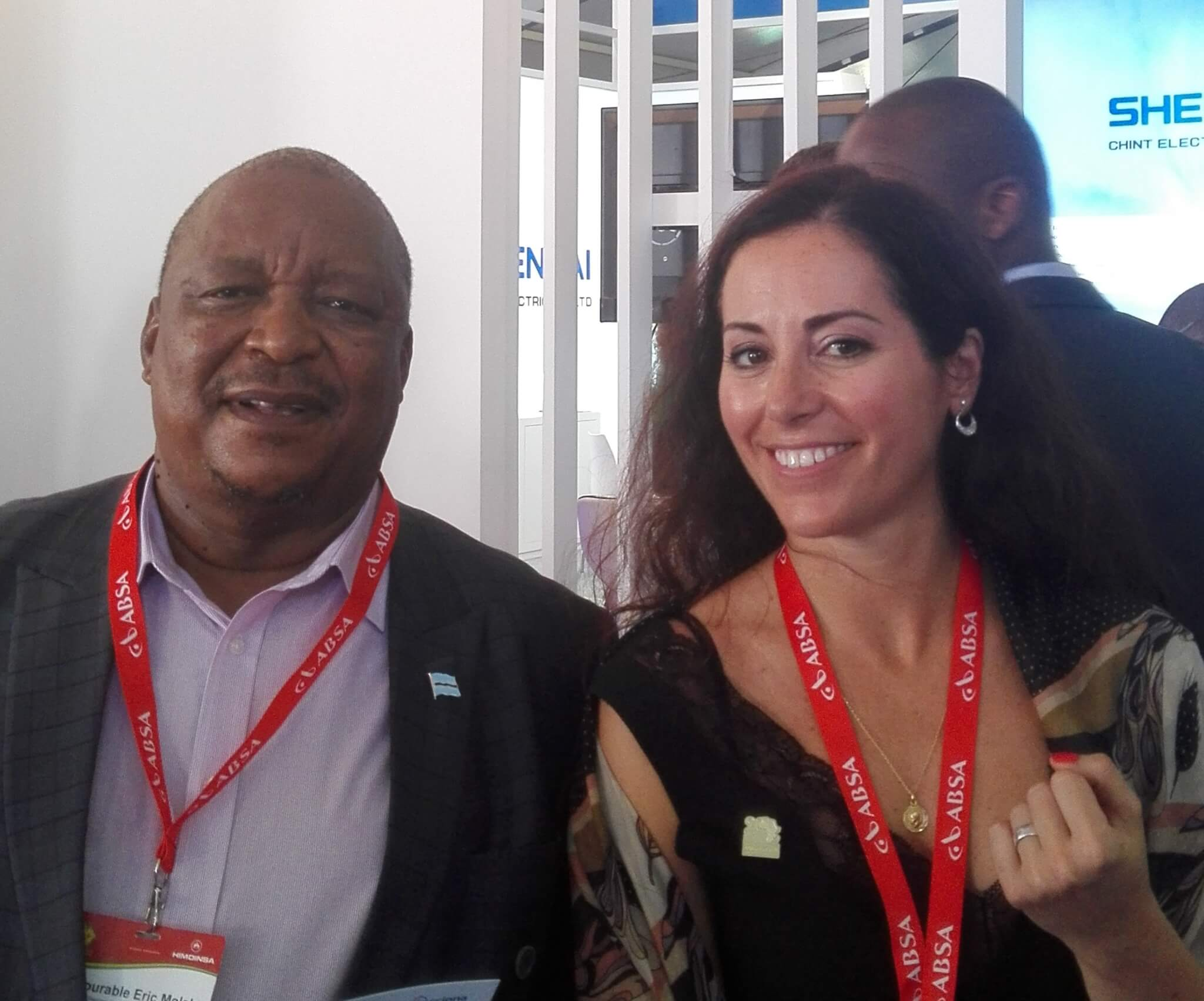 Eric Molale ISE AEF Africa Energy Forum