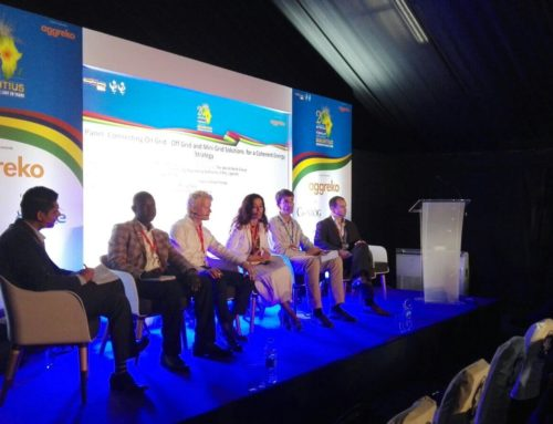 ISE Participates at the Africa Energy Forum (AEF) Exhibition in Mauritius