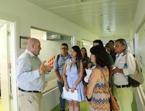 ISE Welcomes a Colombian Delegation at PITA in Almería