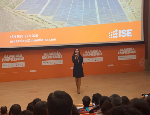 ISE participates in the Almería Emprende conference